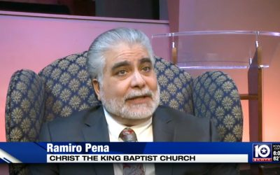 Pastor Ramiro Peña on Border Security