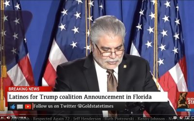 Pastor Pena – Latinos for Trump 2020